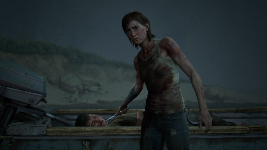 Спойлеры The Last Of Us II