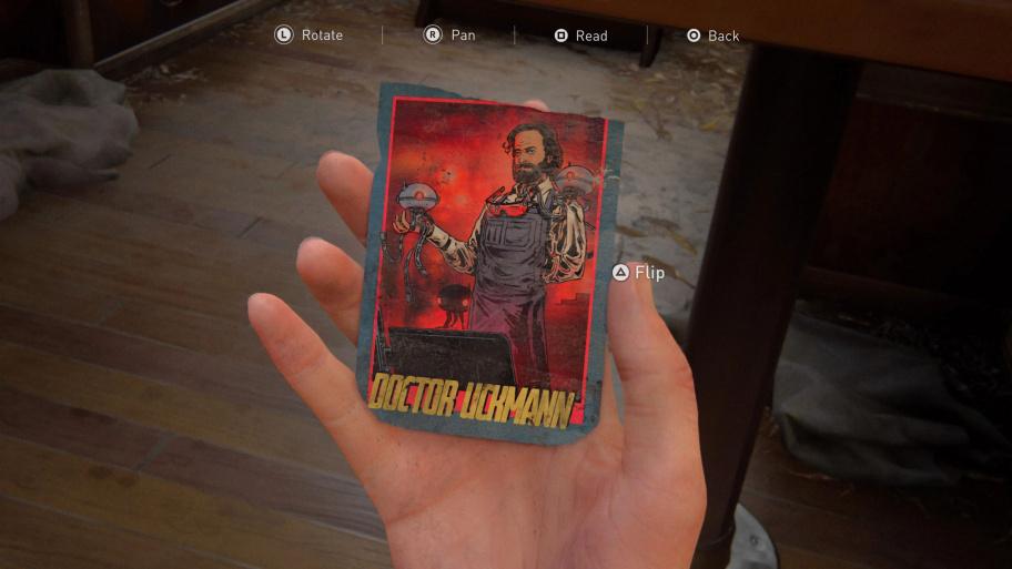 The Last of Us 2: все коллекционные карточки