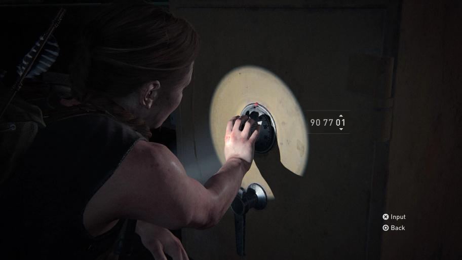 The Last of Us 2: как открыть все сейфы, ворота и шкафчики