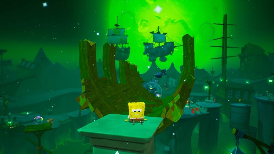 SpongeBob SquarePants: Battle for Bikini Bottom — Rehydrated обзор игры