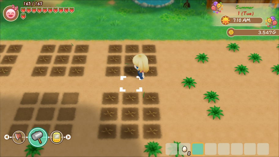 Story of Seasons: Friends of Mineral Town обзор игры