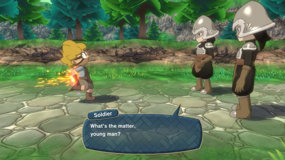 Little Town Hero обзор игры