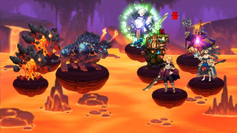 Aria Chronicle обзор игры