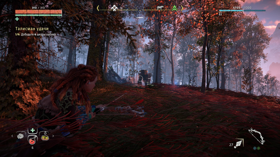 Что не так с PC-версией Horizon: Zero Dawn?