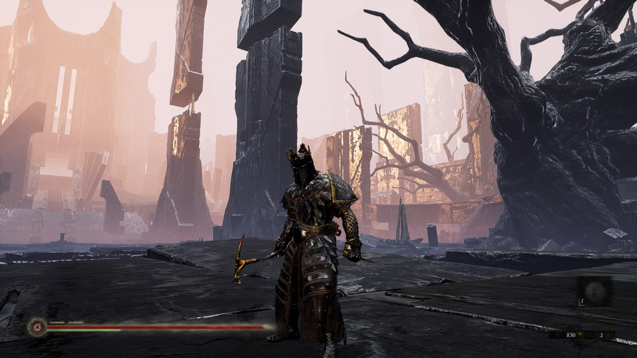 Mortal Shell обзор игры