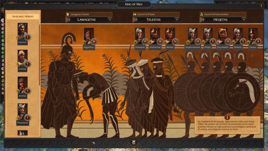 Total War Saga: Troy — гайд и прохождение за Агамемнона
