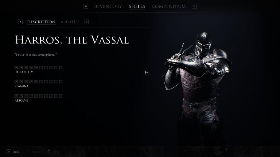 Mortal Shell: гайд по прохождению — оболочки, оружие, улучшения и другие секреты