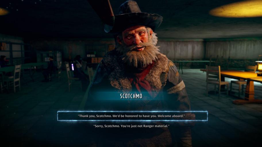 Wasteland 3: все спутники в игре