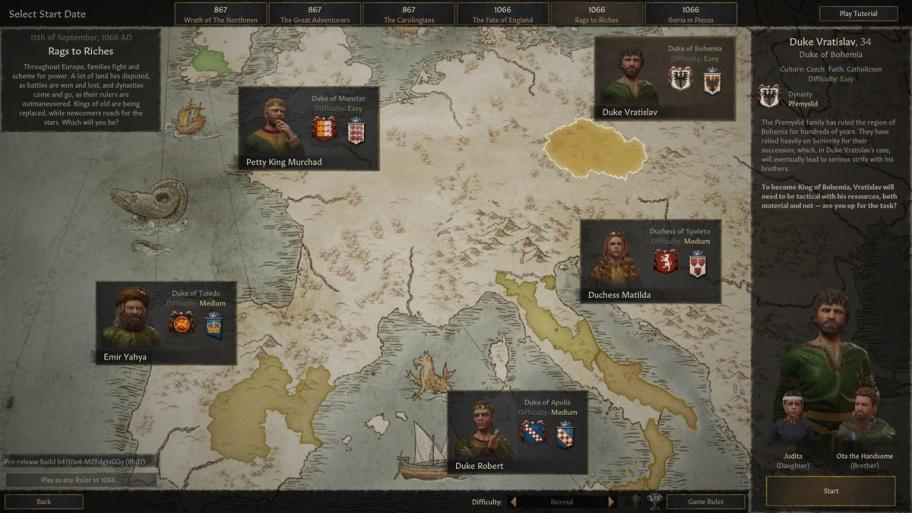 Crusader Kings 3: гайд для новичков
