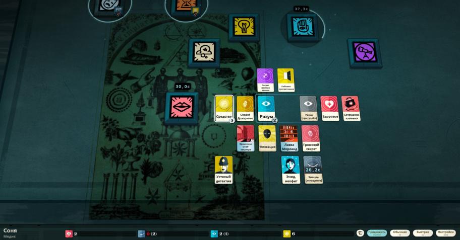 Cultist Simulator обзор игры