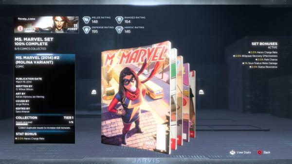 Marvel's Avengers — все коллекционные предметы и комиксы