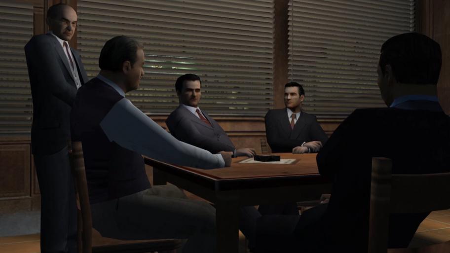Машина времени: как критики оценили Mafia в 2002 году