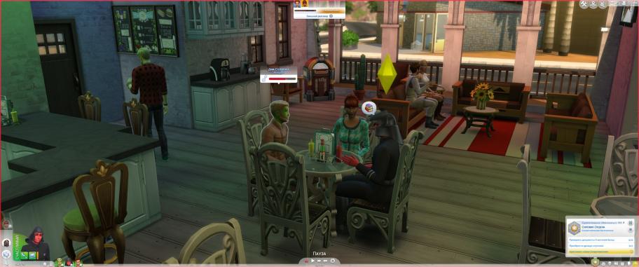 The Sims 4: Star Wars. Стопволкеры: что было дальше?