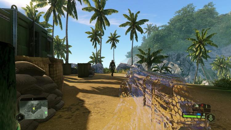 Crysis Remastered: Прохождение