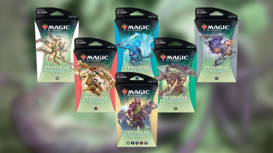 Как начать играть в Magic: The Gathering с выходом выпуска «Расцвет Зендикара»