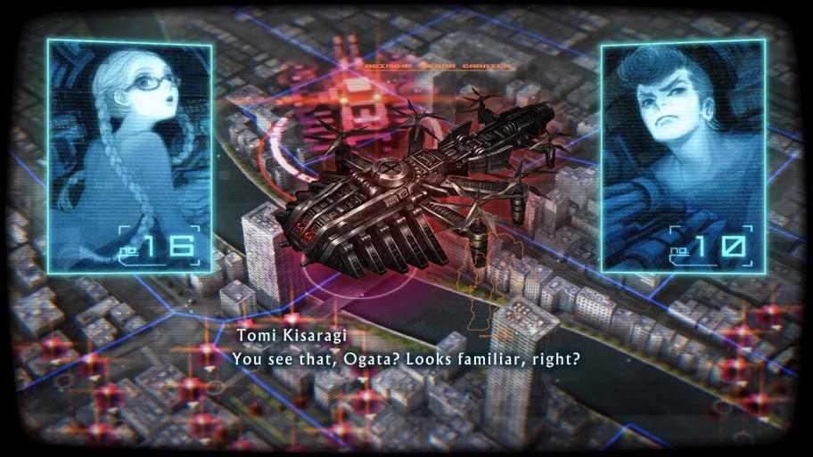 13 Sentinels: Aegis Rim обзор игры