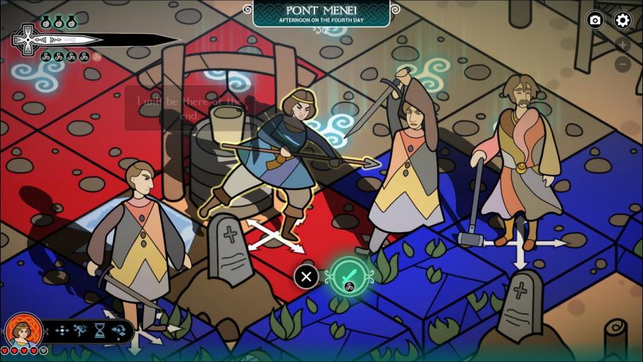 Pendragon обзор игры