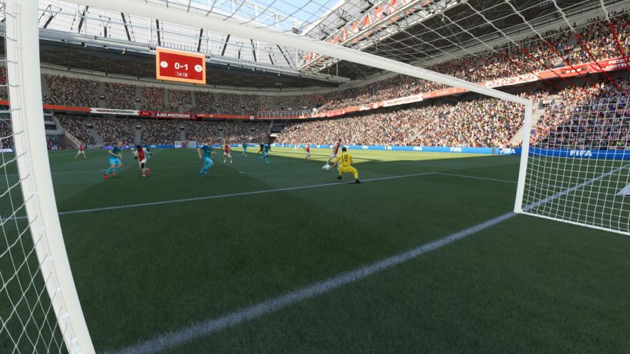 FIFA 21 обзор игры