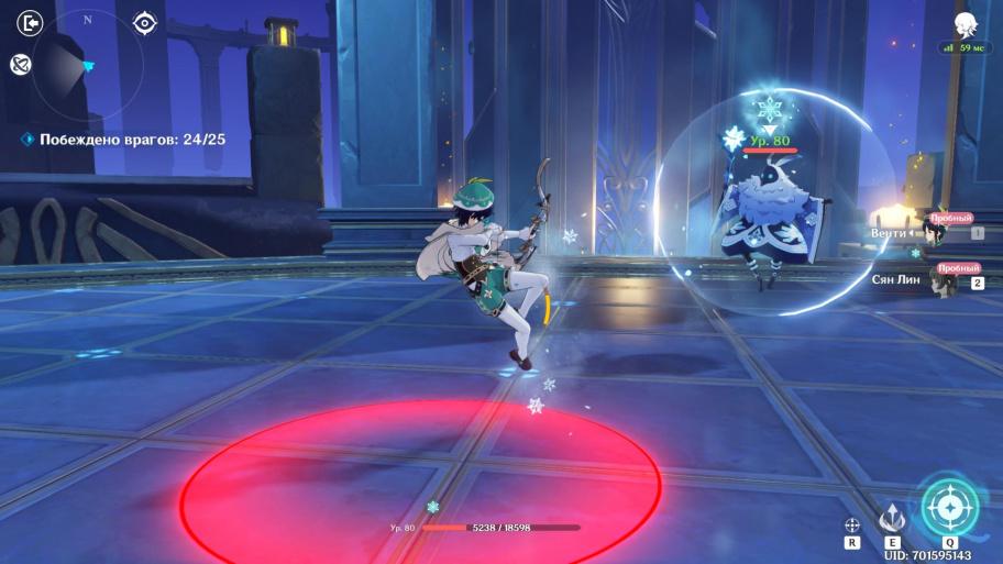 Genshin Impact обзор игры