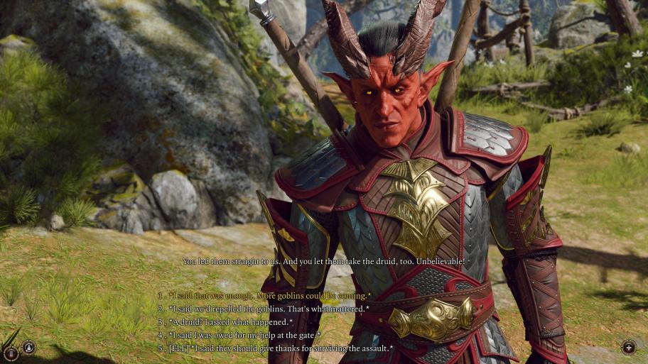 Baldur's Gate 3: Прохождение (ранний доступ)