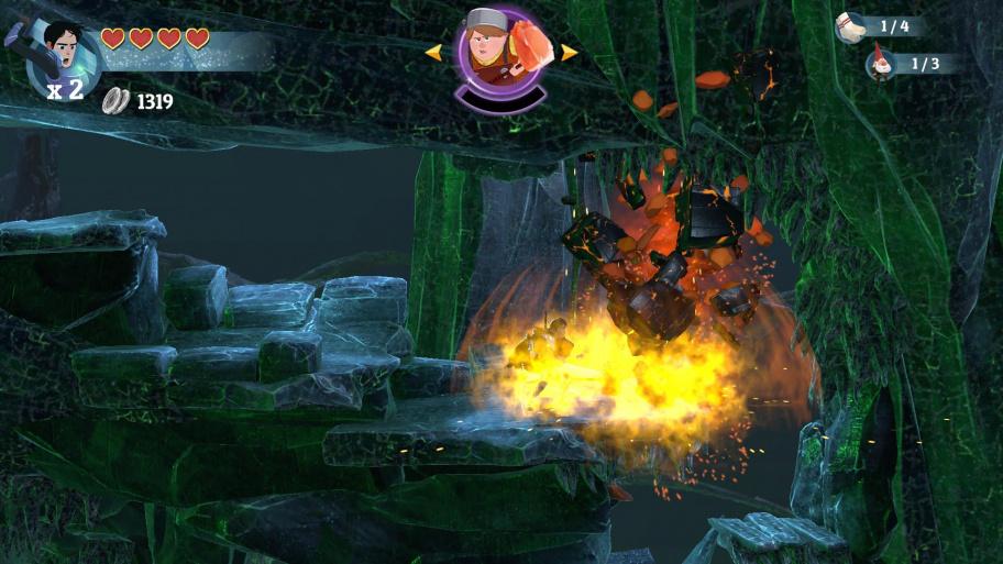 Trollhunters: Defenders of Arcadia обзор игры
