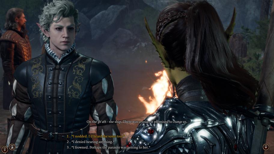 Baldur's Gate 3: романы со спутниками и другими NPC