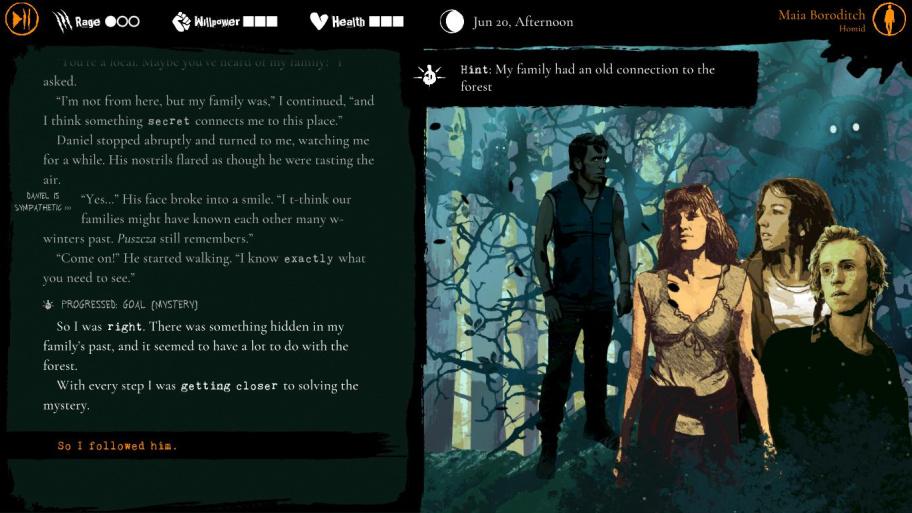 Werewolf: The Apocalypse — Heart of the Forest обзор игры
