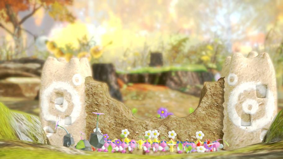 Pikmin 3 Deluxe обзор игры