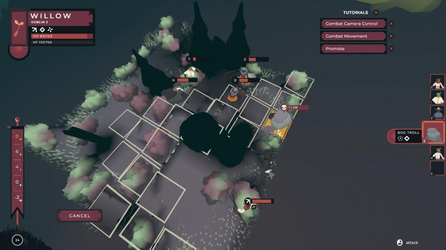Tenderfoot Tactics обзор игры