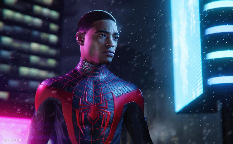 Прохождение Spider-Man Miles Morales