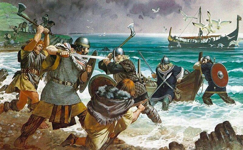 Люди Севера: повседневная жизнь викингов