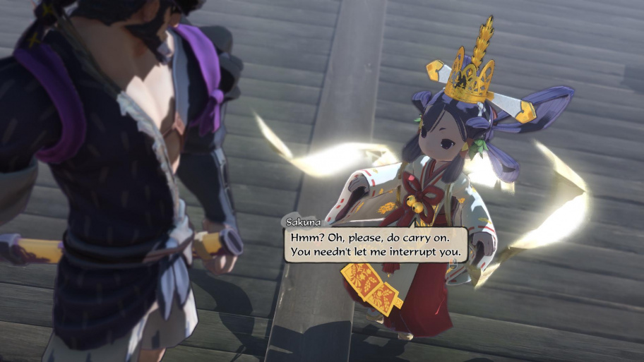 Sakuna: Of Rice and Ruin обзор игры