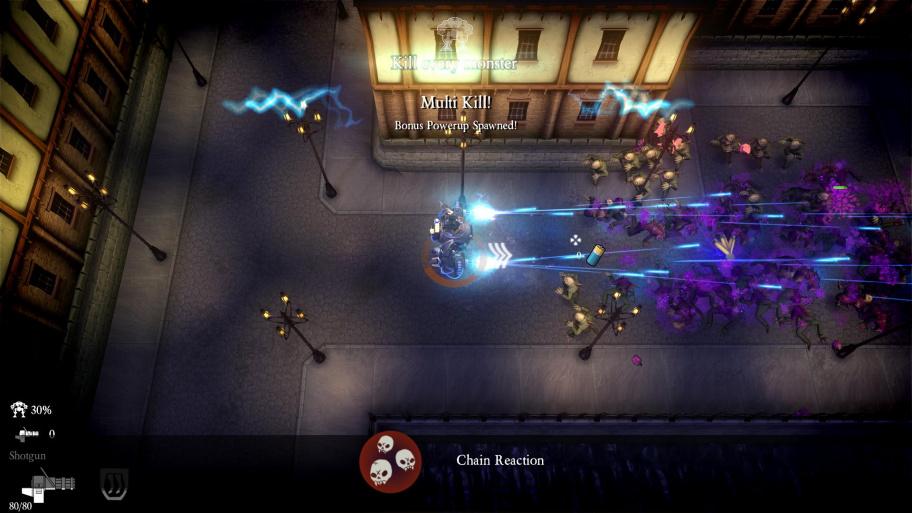 Tesla Force обзор игры