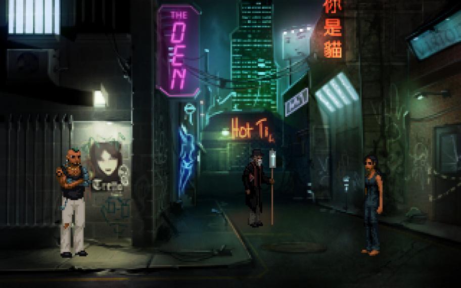 Никаких Deus Ex — 12 не самых известных игр в сеттинге киберпанка