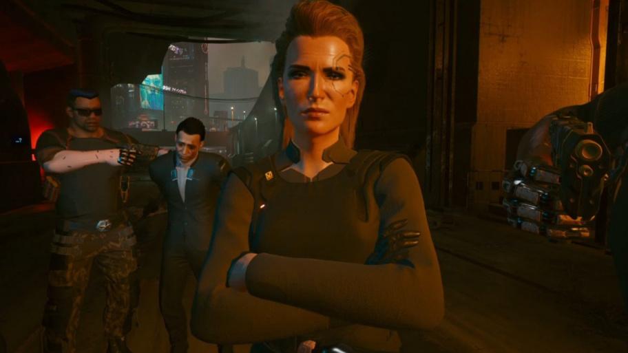 Cyberpunk 2077: все романы и постельные сцены