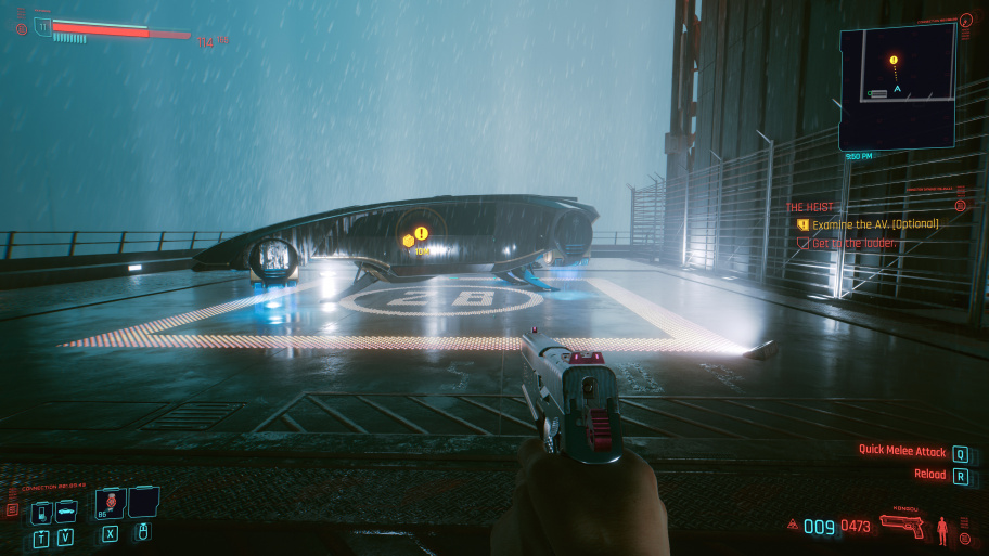 Cyberpunk 2077: все культовое оружие