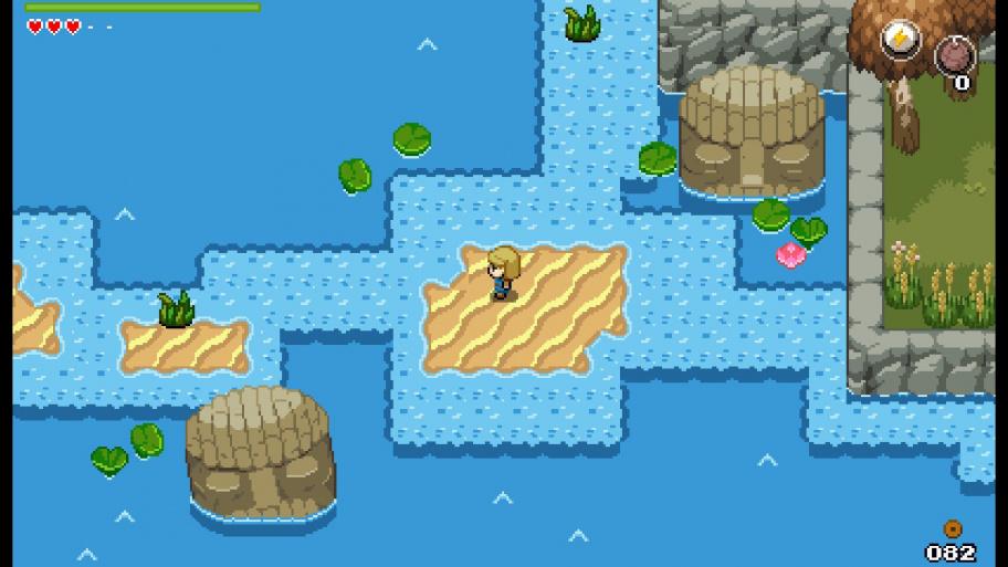 Ocean's Heart обзор игры