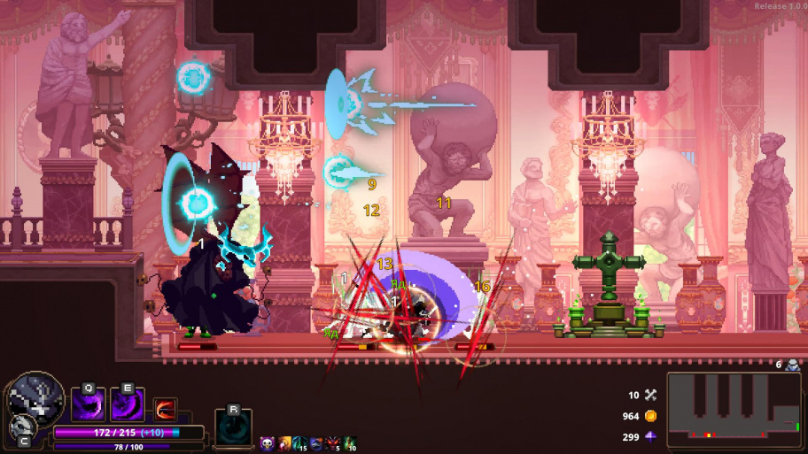 Skul: The Hero Slayer обзор игры