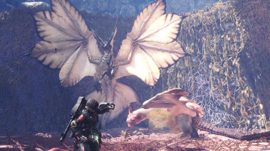 «Обитель зла: Теперь драконы» — обзор фильма «Охотник на монстров»