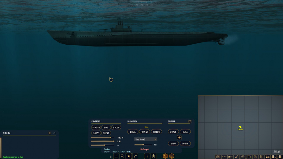 War on the Sea обзор игры