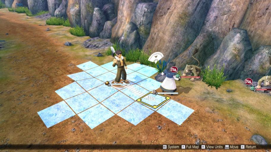 Utawarerumono: Prelude to the Fallen обзор игры