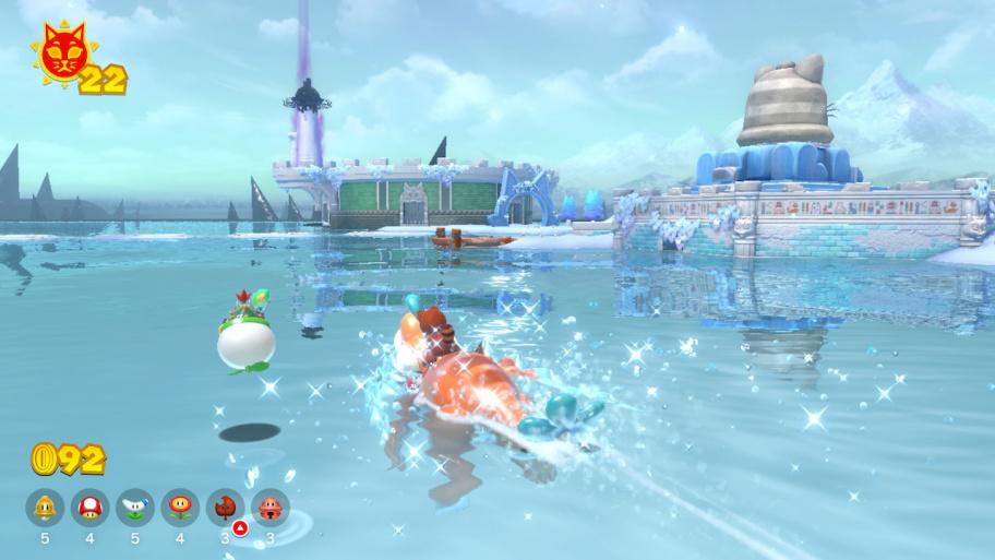Super Mario 3D World + Bowser's Fury обзор игры