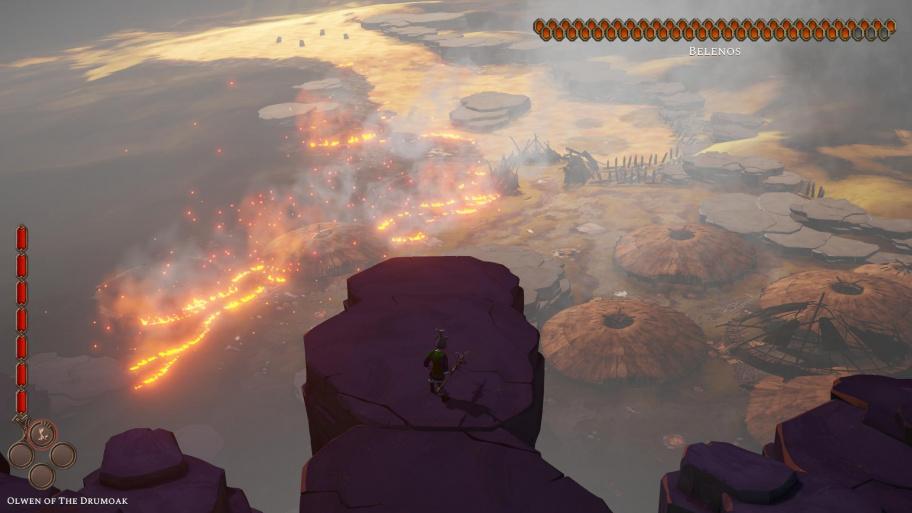 Gods Will Fall обзор игры