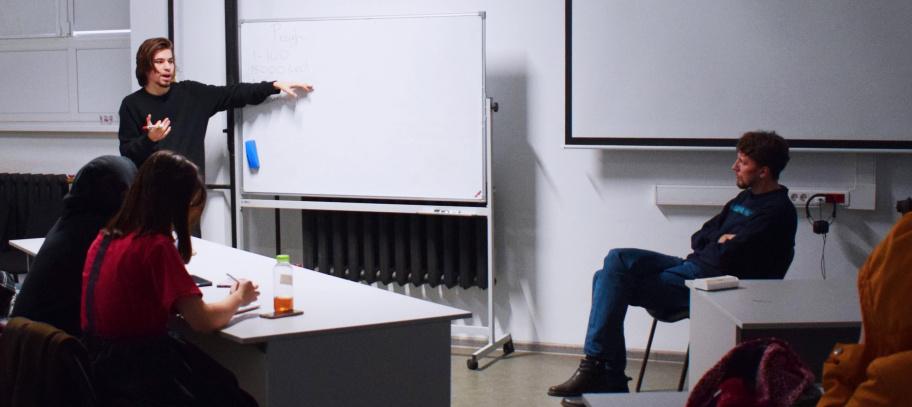 Факультет гейм-дизайна — это как? Интервью с Николаем Дыбовским