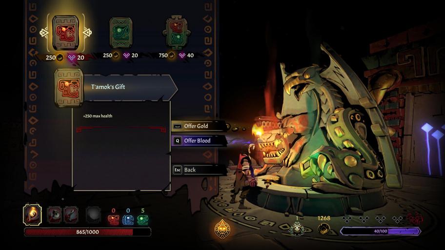 Curse of the Dead Gods обзор игры