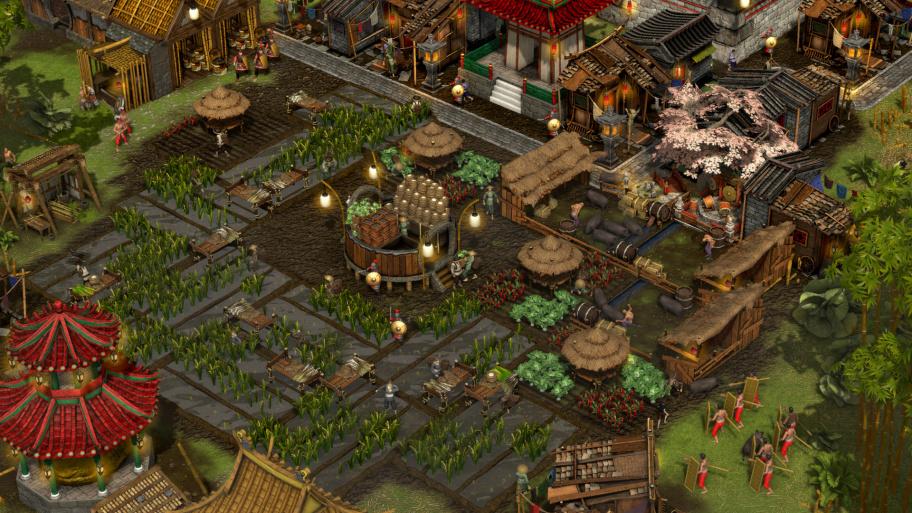 Stronghold: Warlords: Гайд и советы для новичков