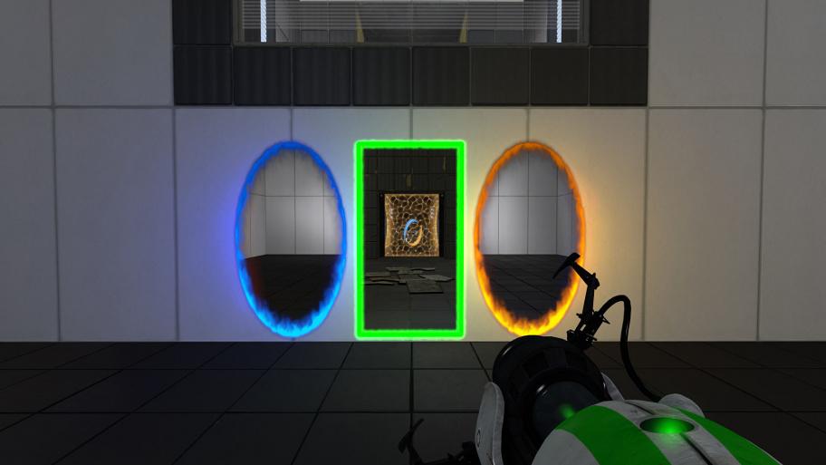 Portal Reloaded: Прохождение