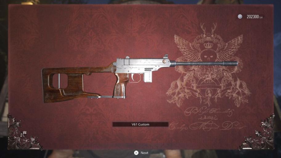 Resident Evil Village: все оружие и его улучшения