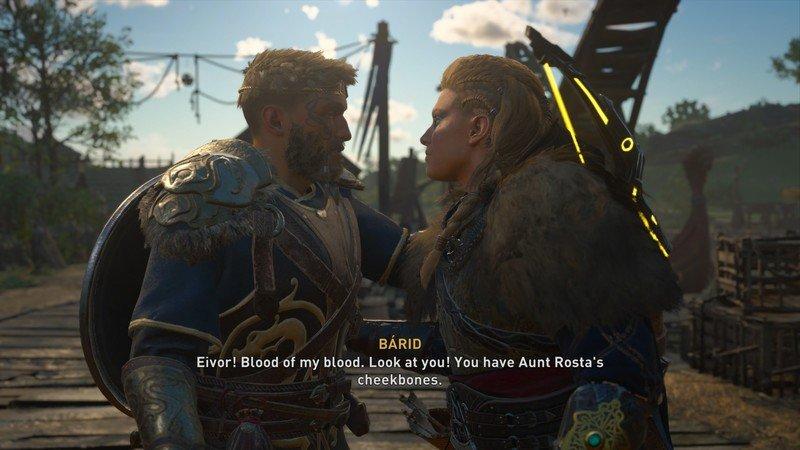 Assassin's Creed: Valhalla «Гнев друидов»: Прохождение