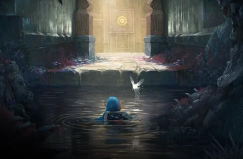 The Legend ofZelda: Ocarina ofTime. Вода исмерть